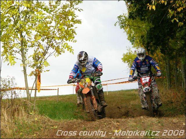 Cross Country Pøíkrý – Sabotovaný volný závod vyznavaèù endura