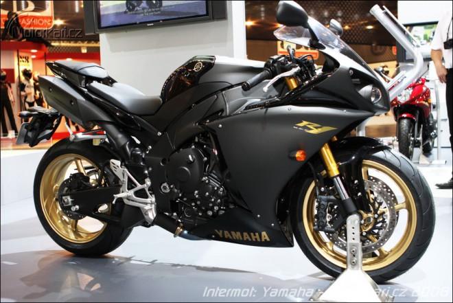 Intermot: Yamaha 2009
