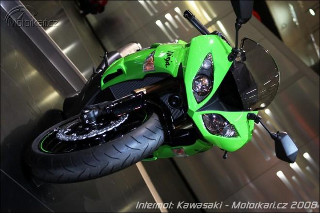 Intermot: Kawasaki 2009
