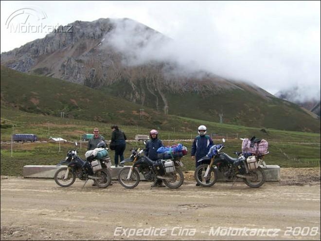 Expedice ��na 2008 - N�vrat