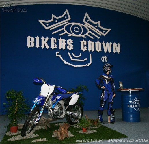 Bikers Crown dvakrát v novém