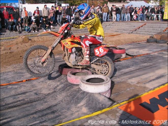 Rychlá kola 2008 – 9. roèník výstavy závodních automobilù a motocyklù