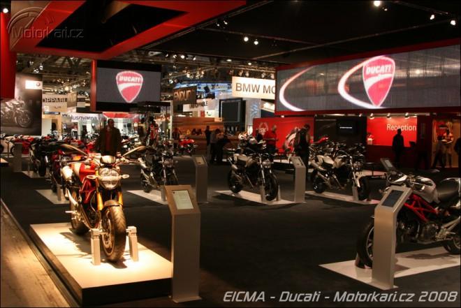 Miláno 2008 - Ducati