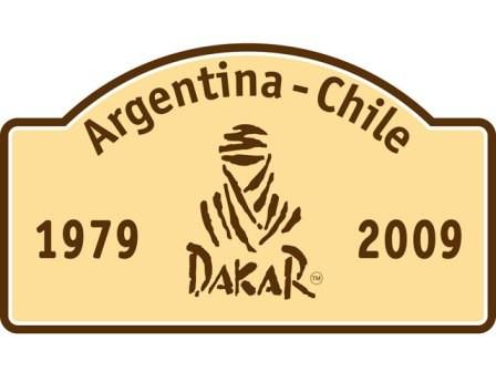 Dakar 2009: Argentina-Chile