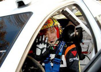 Rossi celkovì druhý v Rally Monza