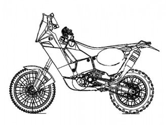 KTM si patentovala pohon 2WD s elektromotorem
