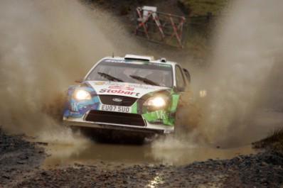 Mistrovství svìta v rally - Wales Rally GB