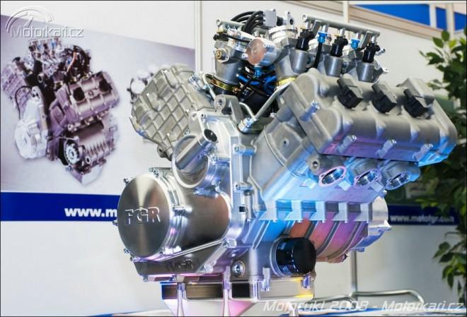 Hledá se designer pro motocykl FGR 2500 V6