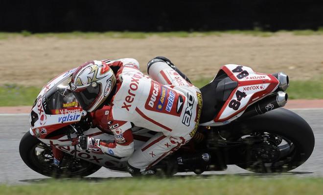 WSBK – Druhý den testù znovu pro Ducati
