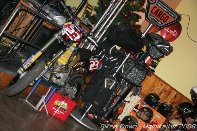 Novinky v Bikers Crown