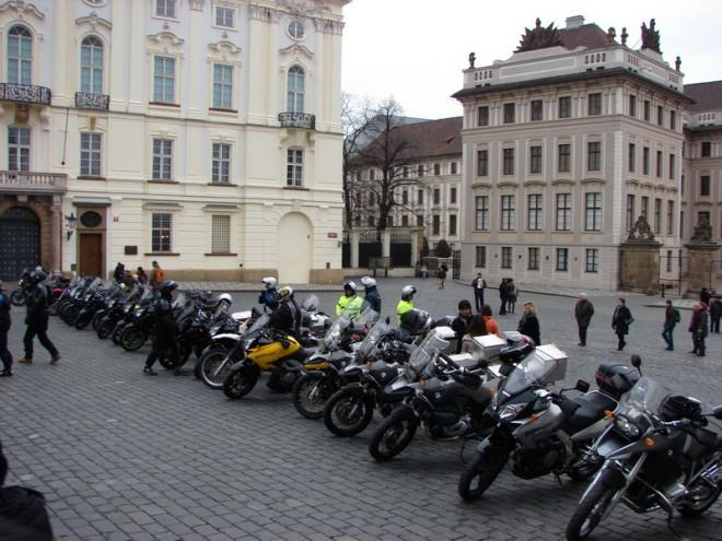 Pražský vánoèní sraz VSTROM.CZ