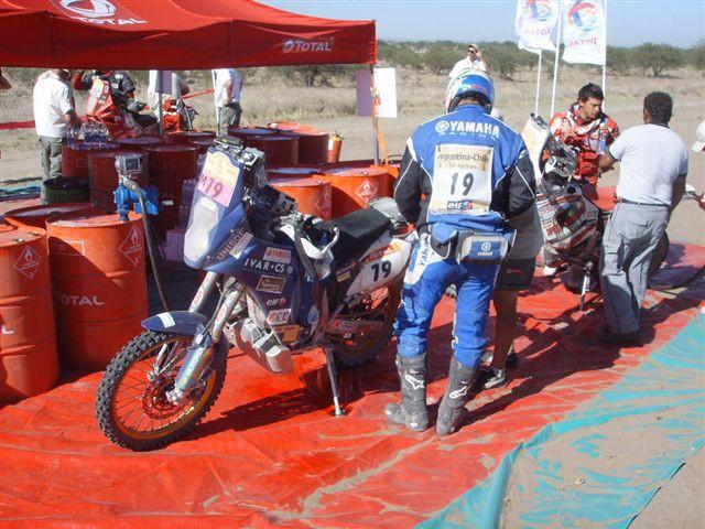 Dakar 2009 - První dvì etapy