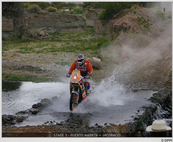 Dakar 2009 - 3. a 4. etapa