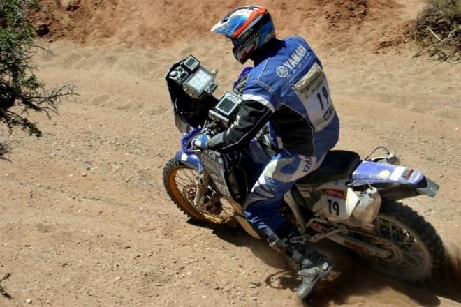 Dakar 2009 5/6/7. etapa
