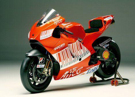 Pøedstavení Ducati GP9