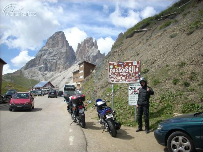 Cesta za poznáním italských Dolomit