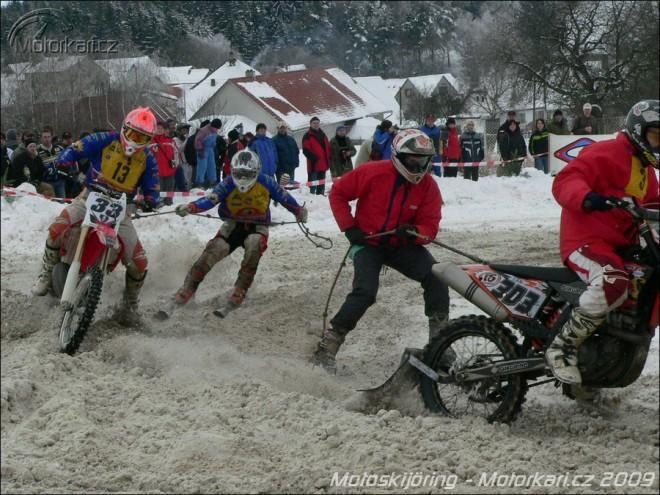 Motoskij�ring Rodn�, 17.1.2009