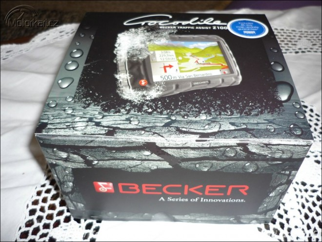Becker Traffic Assist Z 100 Crocodile