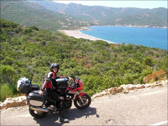 Korsika 2008 na Fazeru