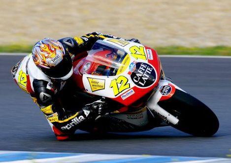 Dvoutaktní testy v Jerezu – 3. den