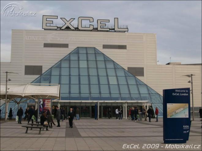 ExCeL Londýn 2009