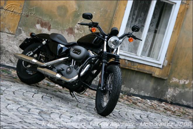 Harley-Davidson XL1200N Nightster