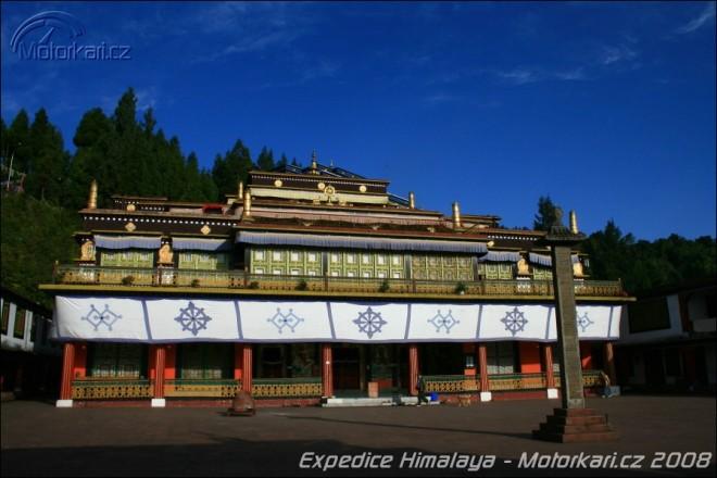 Expedice Himalaya - I.èást Z Bombaye do Sikkimu