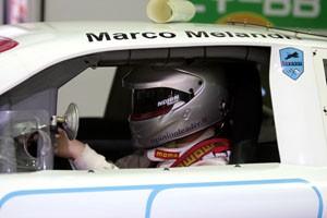 Úspìšná Melandriho premiéra ve Speedcaru
