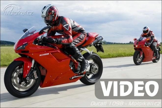 Poslední test Ducati 1098