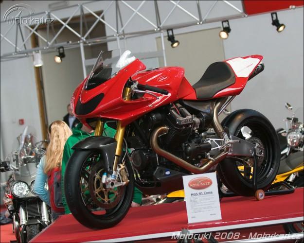 Aprilia a Moto Guzzi zvou na výstavu
