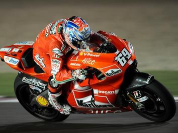 Testy MotoGP v Doha � 1. den