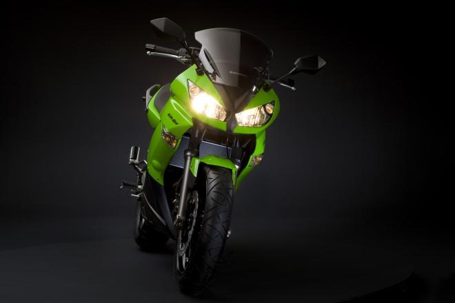 Kawasaki vs. výstava