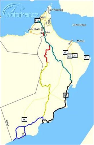 Oman trip 22-26.1.