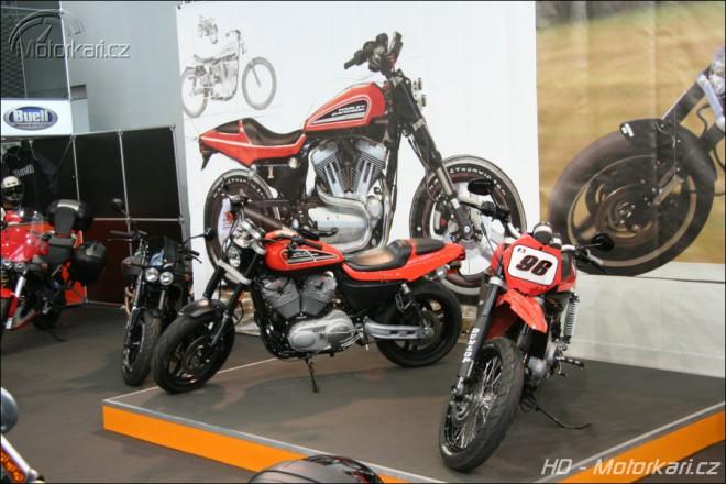 Motocykl 2009 - Harley Davidson
