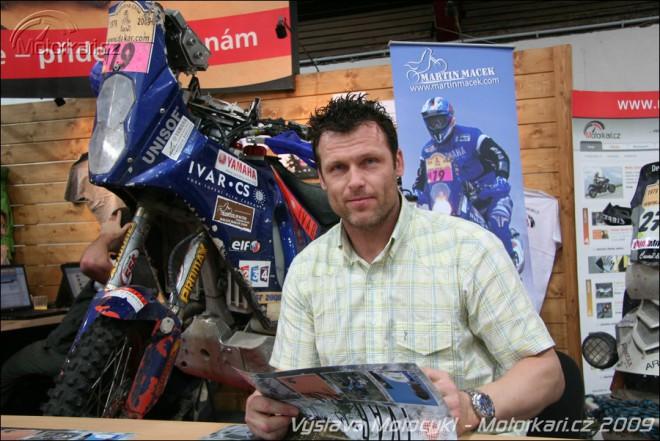 Sportovn� speci�ly na v�stav� Motocykl 2009