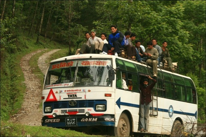 Expedice Himalaya – II.èást Nepál