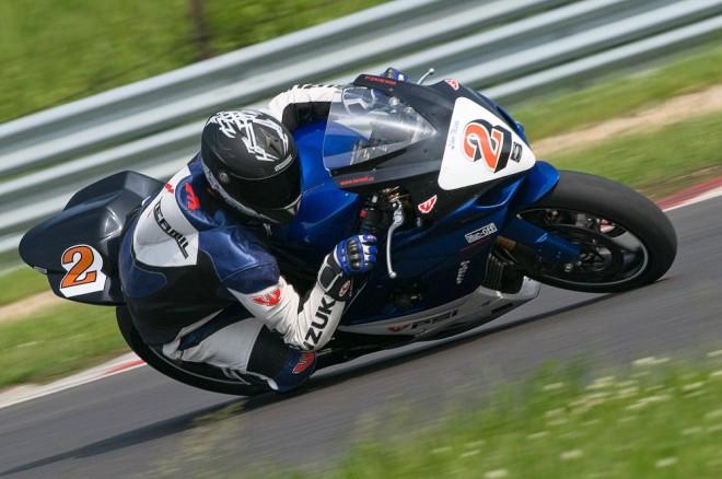 Nová R1, Libor Milota a OK Racing.