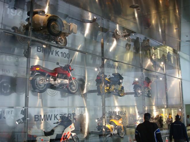 Historie motocyklù BMW
