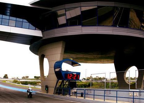IRTA testy v Jerezu � 1. den