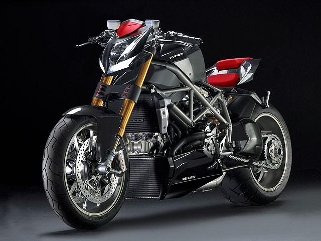 Ducati Vyper konkurent V-Maxe?