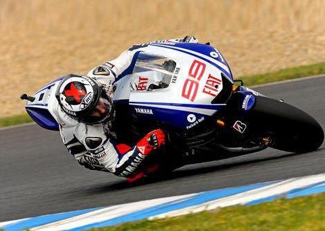 Testy v Jerezu - 4. den