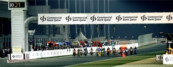 Pøed COMMERCIALBANK GRAND PRIX OF QATAR