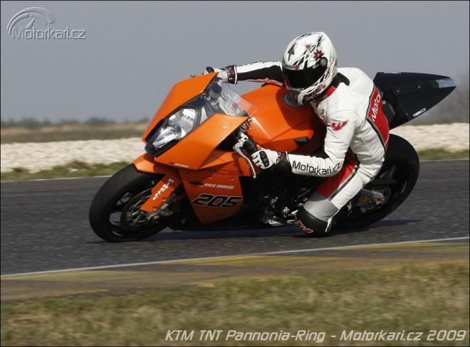 KTM TNT Pannonia-Ring