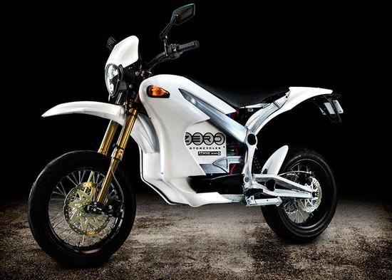 Elektrický motocykl Zero jde do výroby