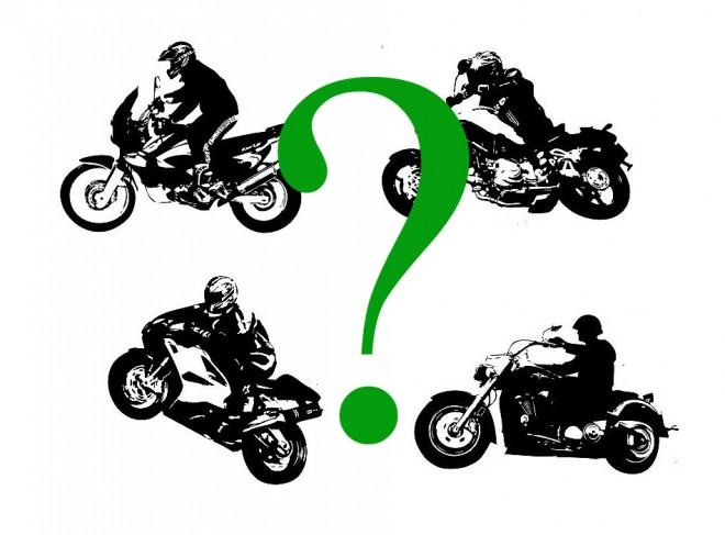 Poøizujeme nový motocykl