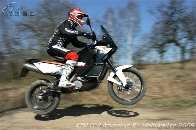 KTM LC8 Adventure R