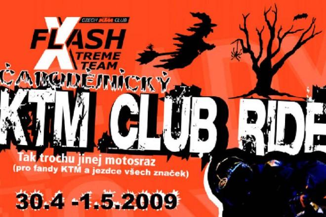 KTM sraz podruhé, aneb KTM CLUB RIDE vol.2
