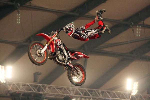 Night of the Jumps, Graz