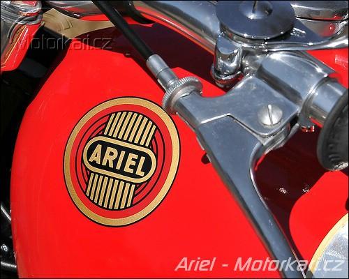 Zaniklé znaèky: Ariel