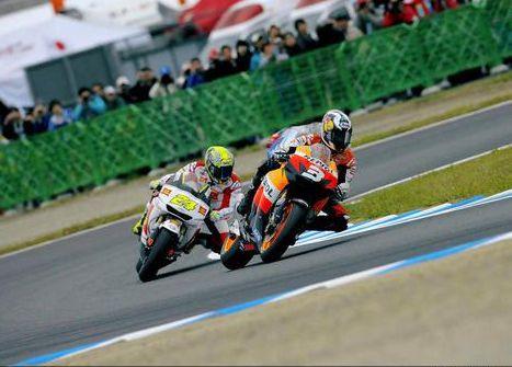 Grand Prix Japonska – pátek